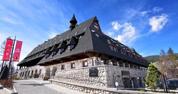 GERARD Corona Tamsiai juoda Hotel Aries, Zakopane, Poland