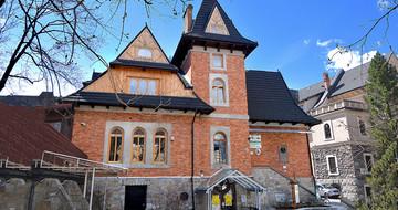 """GERARD Corona Medžio anglis """"Dworzec Tatrzański"""" Zakopane"""