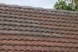 Dėmės arba stogo spalvos pasikeitimas